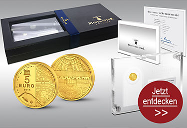 "5 € Gold ""UNESCO 2015 – Paris, Seine-Ufer"""
