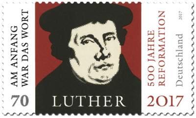 500 Jahre Reformation Jubiläum Martin Luther