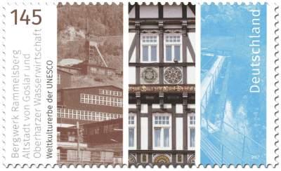 UNCESCO-Welterbe Goslar Rammelsberg Oberharzer Wasserwirtschaft