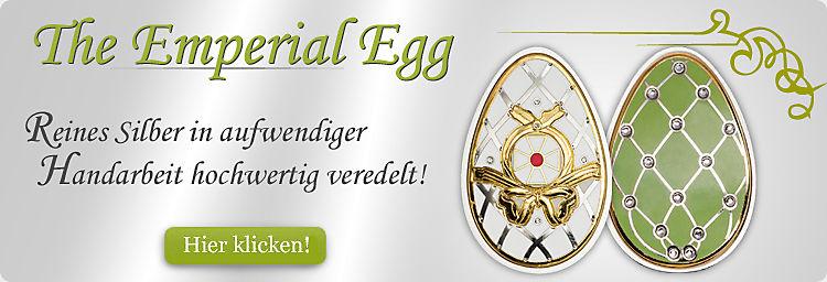 Die Cloisonné-Eier des Jahres