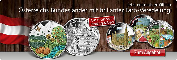 Entdecken Sie die farbenfrohe Vielfalt Österreichs!