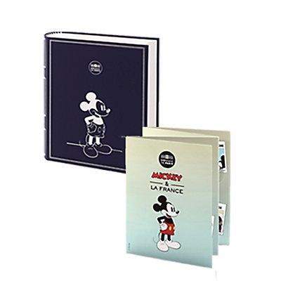 Packaging Mickey & la France