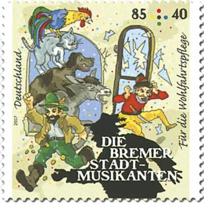 Bremer Stadtmusikanten: Der Überfall