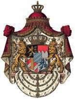 Großes Wappen des Königreichs Bayern