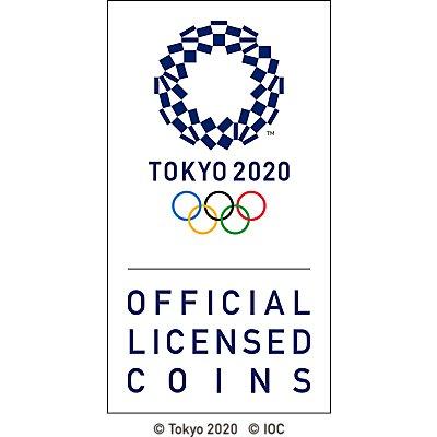 Die erste Silber-Gedenkmünze aus Japan zu den Olympischen Spielen ...