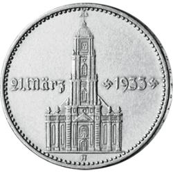 Potsdamer Garnisonkirche 2 Mark
