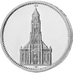 Potsdamer Garnisonkirche 5 Mark