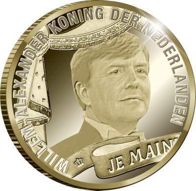 20 Euro Willlem-Alexander Gold