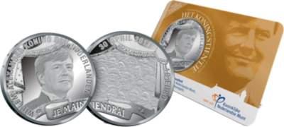 10 Euro Willlem-Alexander Kupfer