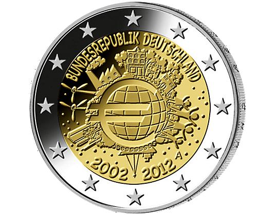 Die Sammlermünzen Der Bundesrepublik Thuetimescityparkhill