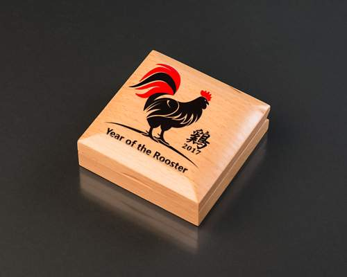 Jahr des Hahnes - Kassette