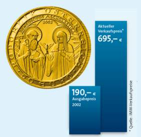 Goldeuro Preissteigerung
