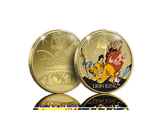 Disney Classics König Der Löwen 2018 Mdm Deutsche Münze