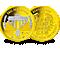5 euro münze tropische zone pp