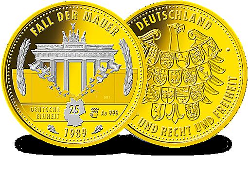 Der Walzerkönig In Reinstem Silber Und Gold Imm Münz Institut