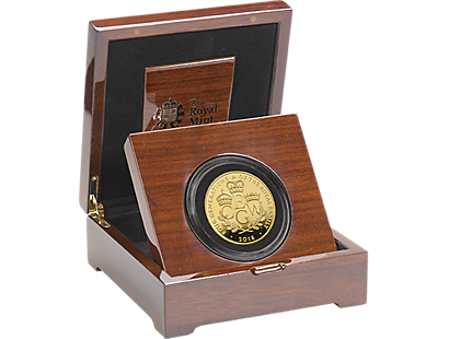 The Four Generations of Royalty 2018 Gold Five-Ounce Coin