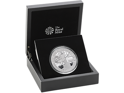 Britannia 2017 5oz Silver Proof Coin