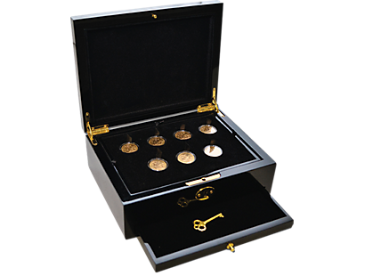 The British Empire Gold Sovereign Prestige Collection