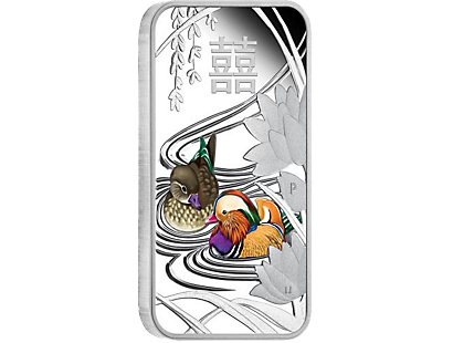 Chinese Wedding 2018 1oz Silver Proof Coin