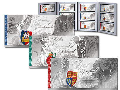 The Queen's Beasts Premium 99.9% Silver Commemoratives