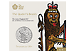The Royal Mint Queen's Beasts The Lion of England Brilliant Uncirculated £5 Coin