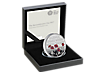 The Remembrance Day 2017 £5 Silver Proof Piedfort Coin