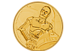 Star Wars Classic – C-3PO ¼ oz Gold Coin