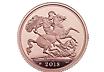 The Royal Mint Sovereign 2018