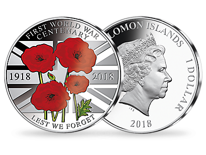 100 Years of Remembrance - A Poignant Design to Mark the Centenary of the 1918 Armistice