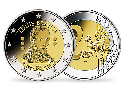 "Belgien ""Louis Braille"" 2009"