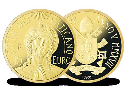 Vatikan Münzen Online Bestellen Mdm Deutsche Münze