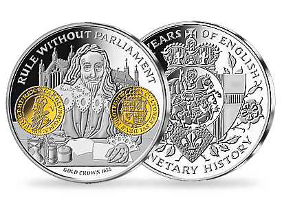 Charles I Gold Crown Commemorative