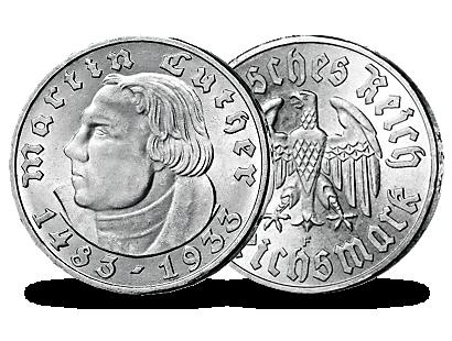 deutsches reich münzen wert