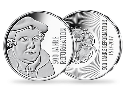 Martin Luther – Reformationstag 2018