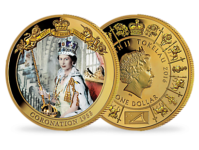 The Queen Elizabeth II - Coin Collection