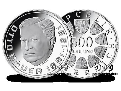 Schilling Münzen Imm Münz Institut