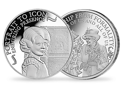 Princess to Monarch Silver Coin Collection