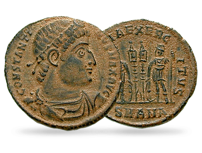 Constantine the Great Genuine Roman Coin