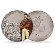 Bild: Battles That Changed History - The Battle of Waterloo 2017 1oz Silver Coin