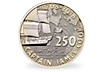 250th Anniversary of Captain James Cook's Voyage of Discovery Brilliant Uncirculated £2 Coin