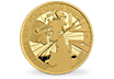 The Britannia 2017 Five-Ounce Gold Proof Coin
