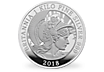 The Britannia 2018 Silver Proof Kilo Coin