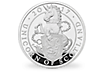 The Queen's Beasts - The Unicorn of Scotland 2017 Silver Proof 1 oz Coin