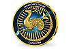 Zodiac Replicas of Jahangir - Capricorn Gold Plated Commemorative