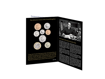 The Fifth Circulating Coinage Portrait – First Editions Brilliant Uncirculated Set