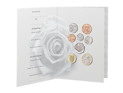 Coins of Your Wedding Year 2016