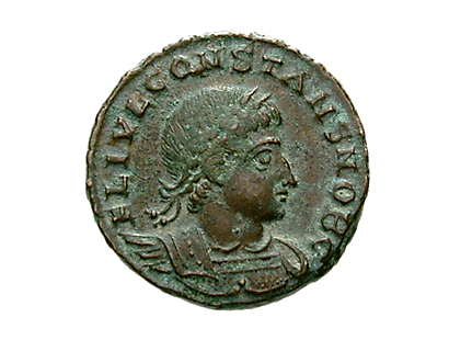 Genuine Roman Coins from the Constantinian Dynasty