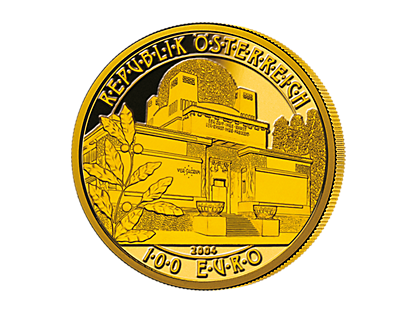 100-Euro-Goldmünze 2004, ''Architektur''