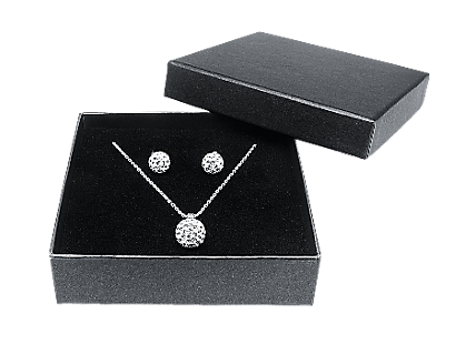 Grace Crystal Schmuck-Set