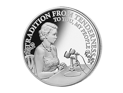 Princess to Monarch Silver Coins